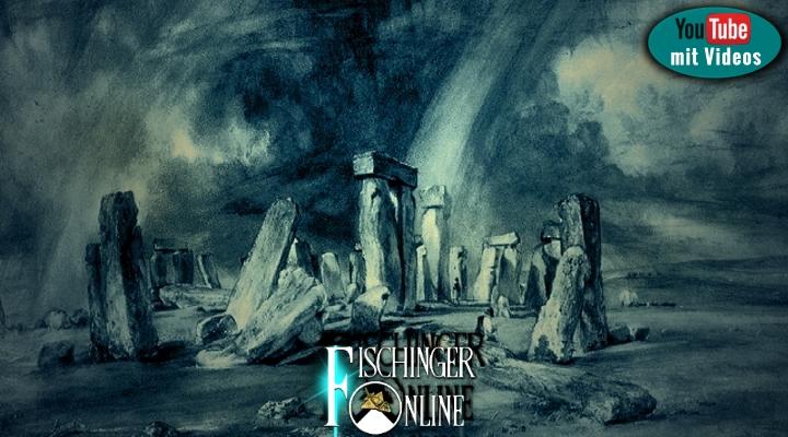 In Großbritannien wurde ein neuer Streinkreis entdeckt: Offenbar ist der Fund älter als das legendäre Stonehenge! (Bild: gemeinfrei)