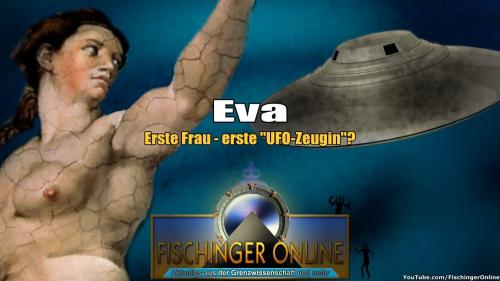 Sah schon die biblische Eva ein UFO? (Bild: L.A. Fischinger / gemeinfrei)