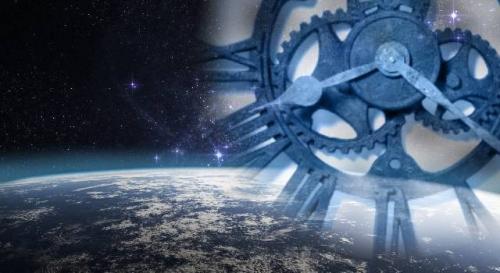 Zeitreisen: Theoretisch können sie eines Tages Realität werden (Bild: WikiCommons / NASA/JPL / Bearbeitung: L.A. Fischinger)