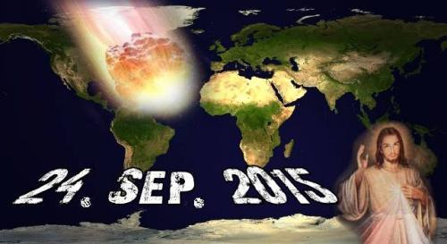 Der Weltuntergang und Jesus kommen am 24. September 2015 - und die Skeptiker werden vernichtet! (Bild: L.A. Fischinger / gemeinfrei / WikiCommons)