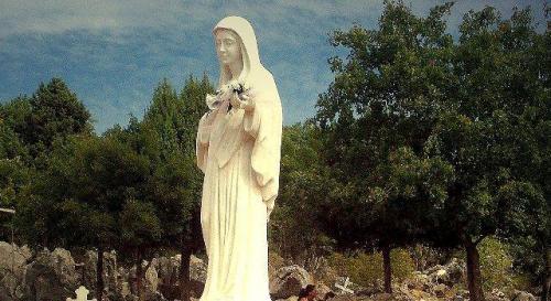 Die Marienwunder von Medjugorje - Der Vatikan sucht eine Entscheidung zu den Erscheinungen (Bild: gemeinfrei)