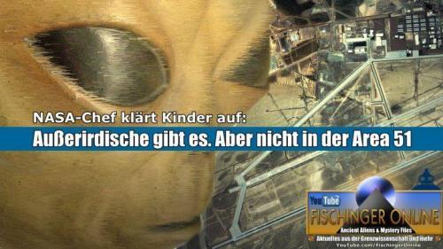 Laut dem NASA-Chef gibt es Außerirdische und wir wir finden sie! Aber in der Area 51 gibt es nichts dergleichen (Bild: L.A. Fischinger / gemeinfrei / Archiv)