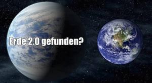 Großen Cousin der Erde im All gefunden? (Bild: NASA / L. A. Fischinger)