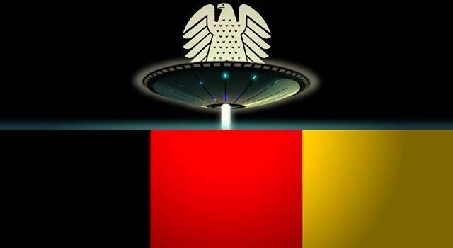 Die UFO-Akte des Bundestages und die Tagesschau online (Bild: gemeinfrei / L.A. Fischinger)