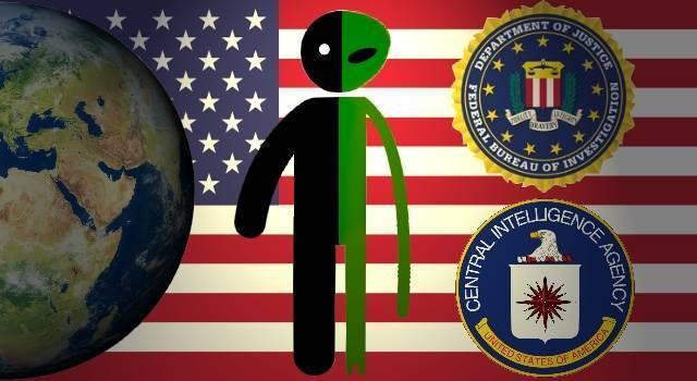 Waffennarr in den USA dachte er sei ein halber Alien (Bild: L.A. Fischinger / public domain)