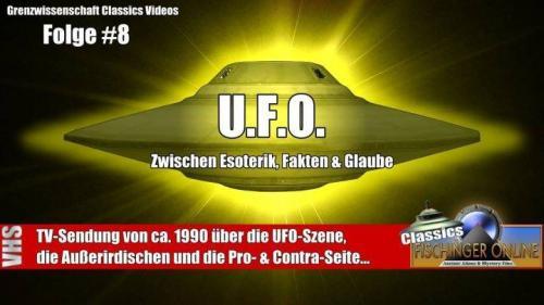 Grenzwissenschaft CLASSICS Folge #8: UFOs - Forschung & Ersatzreligion? (Bild: L.A. Fischinger)
