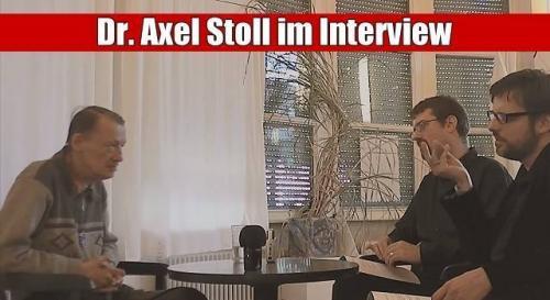 Muss man wissen... - Ein Interview mit Dr. Axel Stoll (Bild: Ralf Stockmann)