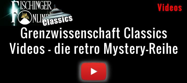 """""""Grenzwissenschaft Classics Videos"""": die retro Mystery-Serie von Lars A. Fischinger"""