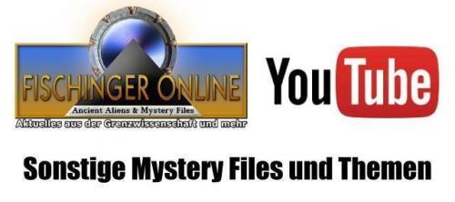 Videos mit sonstigen Mystery Files und Themen (Bild: L.A. Fischinger / YouTube)