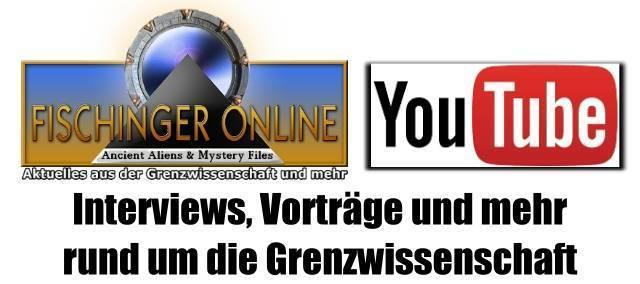 Videos zur Grenzwissenschaft: Interviews, Talks, Vorträge & mehr ... (Bild: L.A. Fischinger / YouTube)