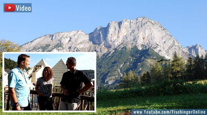 VIDEO: Die Geheimnisse des Untersberg und der Bosnischen Pyramiden: seltsame Energien an uralten Kraftorten? (Bild: Fischinger & PixaBay/gemeinfrei)