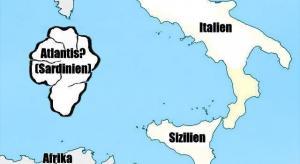 War Sardinien in Wahrheit Atlantis? (Bild: gemeinfrei / L.A. Fischinger)