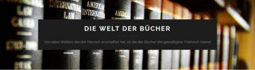 Buecherwurm.org - Die Welt der Bücher