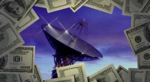Eine Millionen Dollar Preisgeld für die beste SETI-Nachricht an Außerirdische ausgeschrieben (Bild: NASA / gemeinfrei / Montage: L. A. Fischinger)