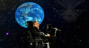 Stephen Hawking sucht nach Aliens - und warnt vor einer Eroberung der Erde durch Außerirdische (Bild: NASA / L.A. Fischinger / WikiCommons/gemeinfrei / Montage: L.A. Fischinger)