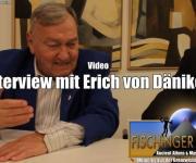 Interview mit Erich von Däniken (BILD: L. A. Fischinger)