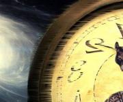 Zeitreise vor 2500 Jahren?! (Bild: NASA/JPL / WikiCommons / W.-J. Langbein / Montage: L. A. Fischinger)