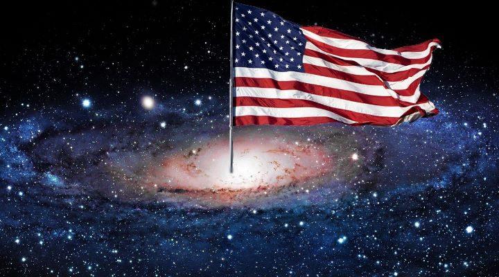 Die USA erklärt das Universum zu ihrem Besitz