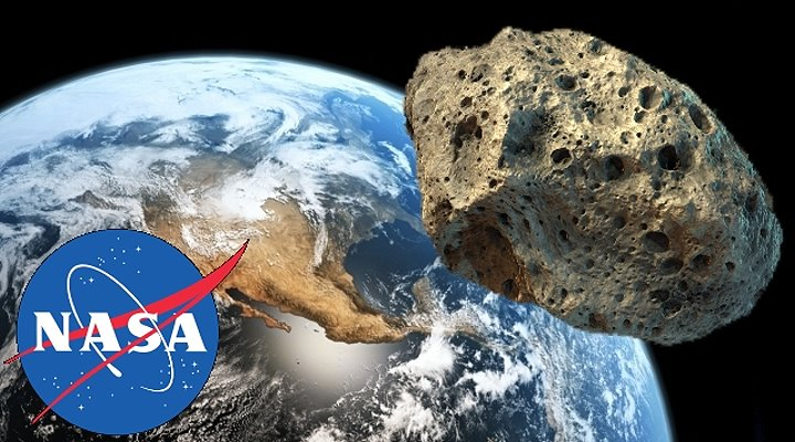 Das Ende der Welt – So will die NASA den Weltuntergang verhindern (Bilder: NASA / Montage: L. A. Fischinger)
