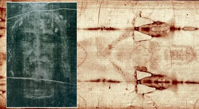 Das Turiner Grabtuch: Zeigt es den wahren Jesus Christus? Nun wird ein Replik in Salzburg ausgestellt (Bild: L. A. Fischinger / gemeinfrei)