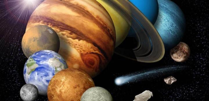 Die Suche nach außerirdischem Leben - ist es gleich nebenan? (Bild: JPL/NASA)