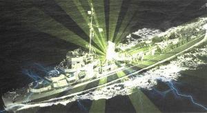 """Vor genau 60 Jahren """"enthüllt"""": Das Philadelphia-Experiment der US-Marine 1943. Über einen fragwürdigen Mythos der Grenzwissenschaft (Artikel)"""