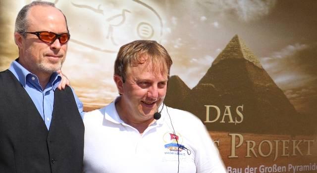 """Neues vom Cheops-Skandal: Gerichtsurteil gegen Stefan Erdmann und Dr. Dominique Görlitz ist """"fehlerhaft und unzulänglich"""" (Bild: L. A. Fischinger)"""