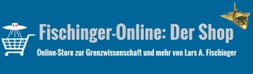 Fischinger-Online: Der Shop zur Grenzwissenschaft & mehr von Lars A. Fischinger (Logo)