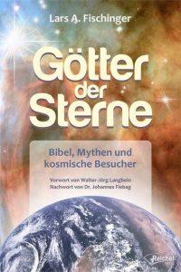 "Cover: ""Götter der Sterne"" von Lars A. Fischinger als E-Book 2016"