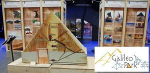 """Ausstellungseröffnung am 19. März 2016: """"Das Eisen der Pharaonen"""" im Galileo-Park Lennestadt (Bild: D. Görliz)"""