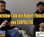 Interview-Talk mit Robert Fleischer von Exopolitik: Von falschen Behauptungen, Desinformationen über Facebook und Geheimdiensten bis Majestic 12 und Internet-Hatern (Bild: L. A. Fischinger)