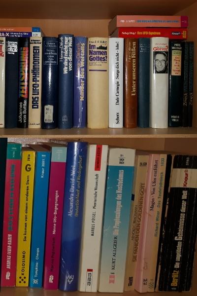 Aus der Bibliothek des Phantastischen: 2. Wahl Bücher zur Grenzwissenschaft aus dem Archiv von Fischinger-Online (Taschenbücher)
