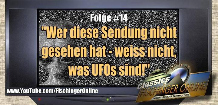 """Grenzwissenschaft Classics #14: """"Wer diese Sendung nicht gesehen hat, weiß nicht, was UFOs sind!"""" 94"""