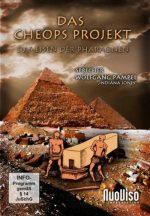 """Dominique Görlitz und Stefan Erdmann: """"Das Cheops Projekt - Der Film"""" (DVD)"""