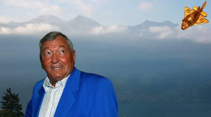 Erich von Däniken und das längste Dorf der Welt: Der Astronautengötter-Jäger über seine Heimat Beatenberg (Bilder/Montage: L. A. Fischinger)