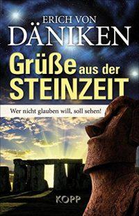 """Erich von Däniken: """"Grüße aus der Steinzeit"""" Im Shop von Grenzwissenschaft & Mystery Files von Fischinger-Online"""