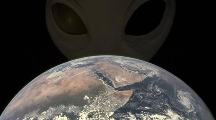 Mit Laserstrahlen gegen die Außerirdischen: US-Wissenschaftler über die Möglichkeit, die Erde vor Aliens zu verstecken (Bild: NASA/gemeinfrei / Montage: L. A. Fischinger)