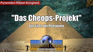 """VIDEO: """"Das Cheops Projekt"""": Eisen in der Cheops-Pyramide und die Rätsel von Gizeh (Bild: L. A. Fischinger)"""