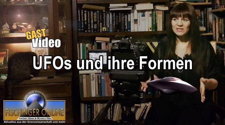 """YouTube-Video, diesmal zur Frage """"Warum sehen UFO-Zeugen scheinbar immer andere Modelle bzw. UFO-Typen?"""" (Bild: Lars A. Fischinger)"""