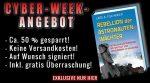 """CYBER WEEK-ANGEBOT für Euch: Lars A. Fischinger: """"Rebellion der Astronautenwächter"""" inkl. gratis Überraschungen & Versand!"""