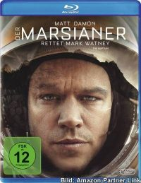 """Der Marsianer – Rettet Mark Watney"" (DVD / Blu-ray)"