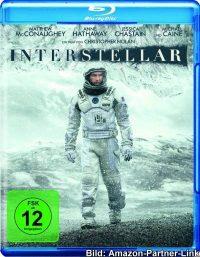 """Interstellar"" (DVD / Blu-ray)"