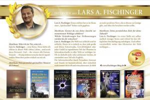 Interview mit Lars A. Fischinger 2016 - Mystikum Jubiläumsausgabe Nummer 100 (Bild: Mystikum)