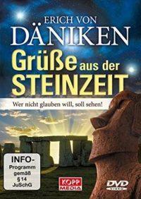 """Erich von Däniken: """"Grüße aus der Steinzeit – Wer nicht glauben will, soll sehen!"""" (DVD)"""