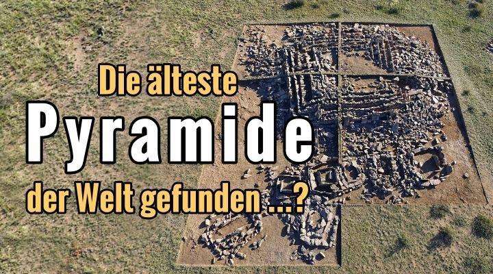 Sensationeller Fund in Kasachstan: Eine Pyramide, 1.000 Jahre älter als alle Pyramiden in Ägypten? (Bild: V. Novozhenov)