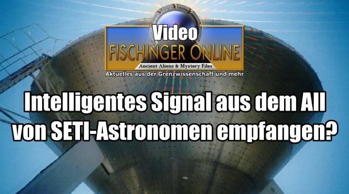 Haben SETI-Astronomen in Russland ein intelligentes Signal aus dem All empfangen?