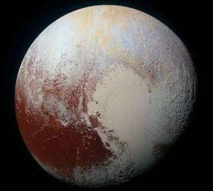 Der Zwerg-Planet Pluto (Bild: NASA)