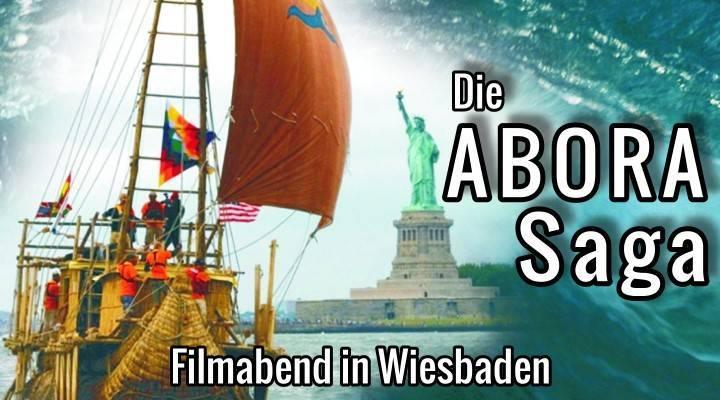 """""""Die ABORA-Saga - Die wahre Geschichte und wie alles begann"""": Kinoabend am 26. Oktober in Wiesbaden (Bild: D. Görlitz)"""