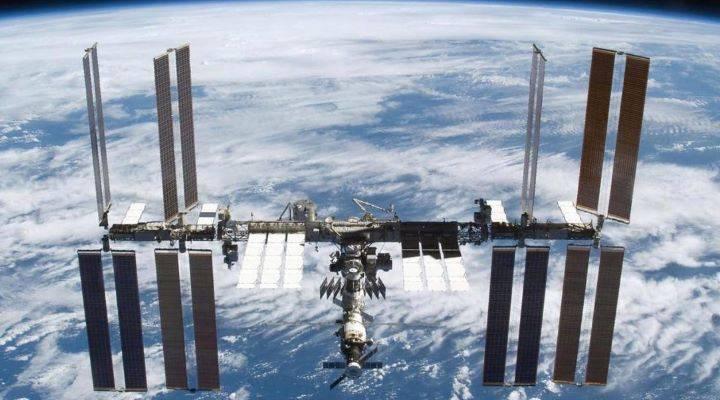 """Außerirdisches Leben auf der Raumstation ISS: Der kommende Kinofilm """"LIFE"""" (Bild: NASA)"""