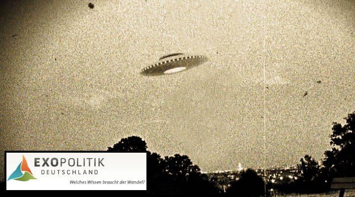 Exopolitik Deutschland veröffentlicht eine kostenlose Zusammenfassung über UFOs, Außerirdische und Exopolitik - Das Wichtigste auf einen Blick